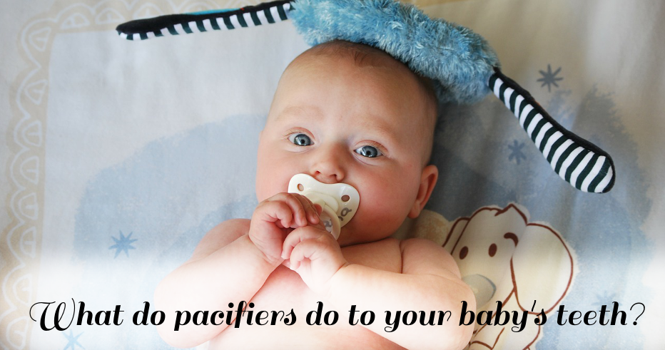 Child Pacifier Use Blog Header Image David Fiorillo