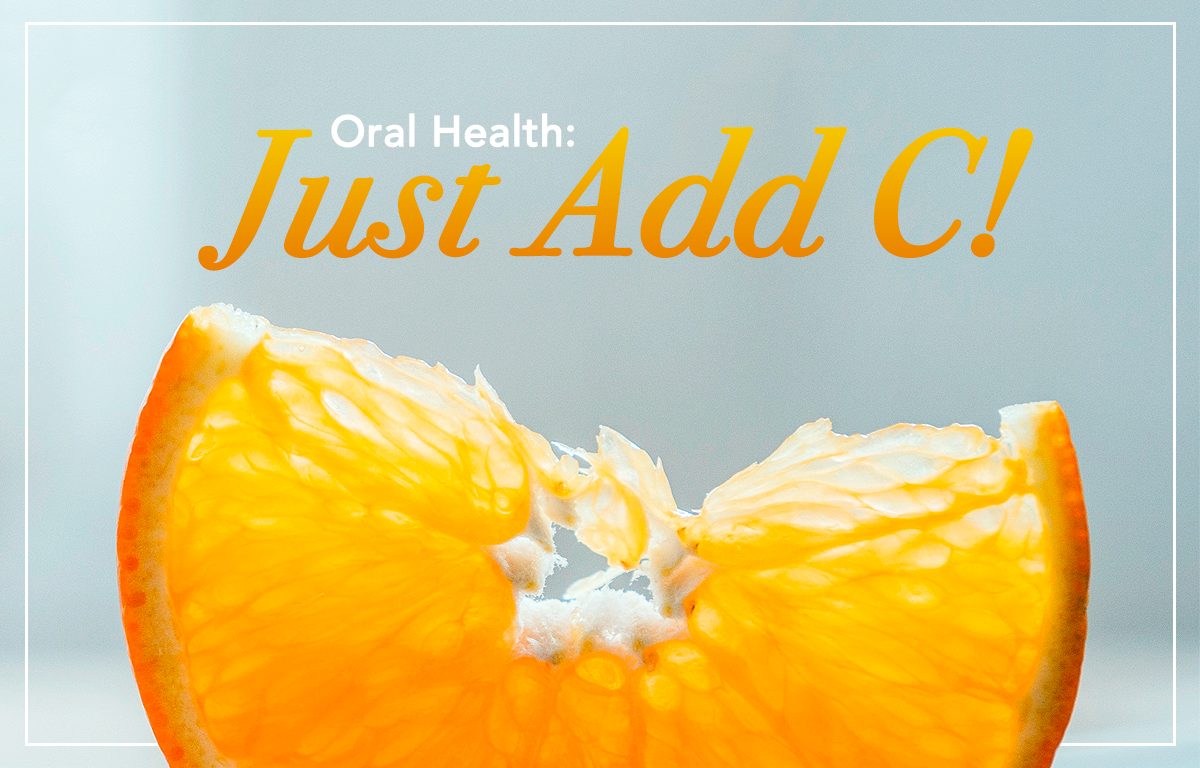Header Image Fiorillo Dental add vitamin c to your diet blog image